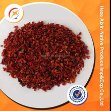Chinese Air Dried Red Bell Pepper Manufacturer
