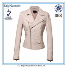 nuevo 2014 caliente venta de moda slim corto blanco formal de las señoras chaquetas de imágenes