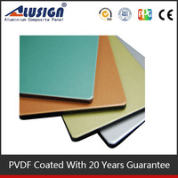 ALUSIGN good quality acp tongue and groove wall cladding