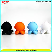 Unique return gifts for children Perfect sound special style music speaker