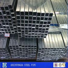 The Rapid development of Pre-Galvanized square steel pipes