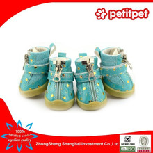 2015 Hot Sale Pet Products Soft Dog Shoes Outdoor Waterproof Dog Sock Dog Shoe