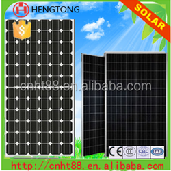 Hengtong solar panel system,solar panel manufacturers in china