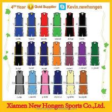 Super quality new coming latest custom basketball uniform design