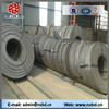 Alibaba China high quality q235 q195 hot rolled mild steel coil manufacturers