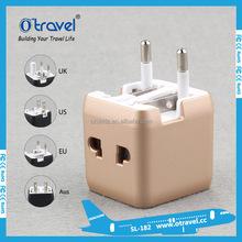 2015 Upgrade popular Electrical Plug Adapter thailand travel plug adapter