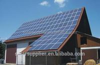 5kwatt solar power energy/6KW 8KW 10KW price per watt solar panels/15KW 20KW home solar panel kit working models on electricity