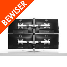 Multi Monitor Stand /Bracket / Holders /Mount Computer Accessories(BEWISER S4)