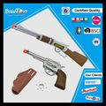 Venta al por mayor b/occidental o de la pistola de juguete con el sonido de vaquero pistola de juguete conjunto