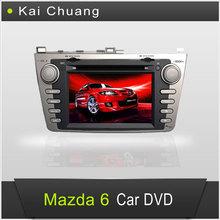 8 inch in Dash Car DVD Playe Mazda 6 2012 GPS