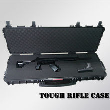 Tsunami shockproof waterproof hard plastic gun case also suitable for bow/arrow