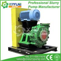 long distance transporting centrifugal slurry pump