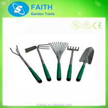 hot sale plastic garden tool caddy hand tool for kids