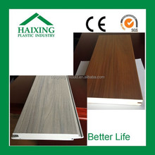 Outdoor co-extrusion wpc decking floor