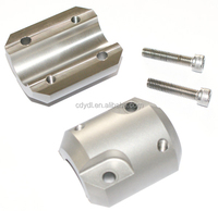 China OEM stainless steel turning & milling metal fabrication parts