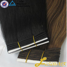 100% Remy Hair with Factory Wholesale Price/Human Hair Russian Weaving