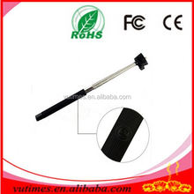 2015 new product fashion wired selfie stick custom logo