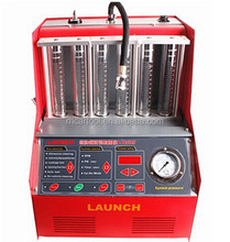 Launch car fuel injector cleaner cnc602a,car oil 6B ultrasonic cleaner