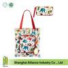 Wallet Shape Eco Reusable Shopping Tote Shoulder Bag