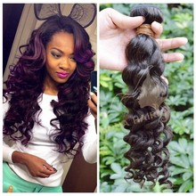 The best price natural color hairstyles for long black hair high quality brazilian hair