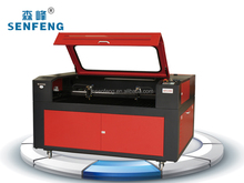 Two Heads CO2 Laser Engraving Machine Price For Cutting / Engraving Nonmetal Materials SF1390T