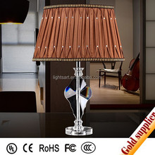 Handicraft structure table lamp 2015