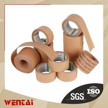 2015 new hot sale white kraft tape tape kraft gummed paper tape