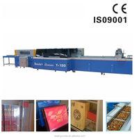 T-120 high speed stretch film sealing machine with CE