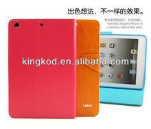 Great 360 degree rotate unbreakable case for ipad 5