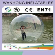 Water walking ball for kids, inflatable ball for CE, inflatable water walking ball for sale/water ball