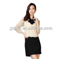Ladies Fashion Career Dresses
