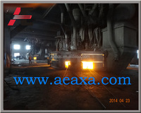 High Carbon Ferrochrome furnace FeCr smelter / submerged arc furnace