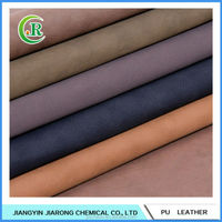 Matte PU Leather for Shoe