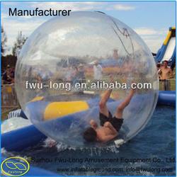 Cheap Giant inflatable water walking ball human pvc jumbo floating inflatable bouncing jumping ball aqua water running ball