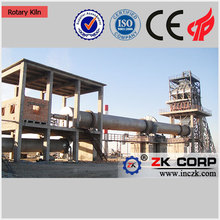 Realize nonferrous metallurgy and the development of multi industry integration active lime making machine and equipments