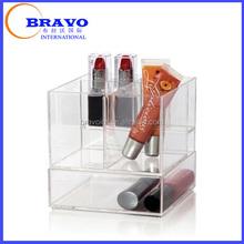 Acrylic Lipstick Organizer Cube makeup organizer