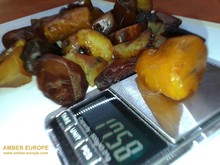 UKRAINIAN RAW AMBER OF HIGH QUALITY + DELIVERY SERVICE