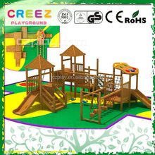New style promotional wooden play house equipment