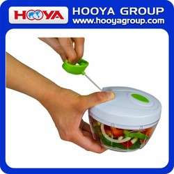 As Seen on TV Mini Vegetable Chopper Hand Held Fruit and Vegetable Chopper