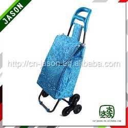 foldable shopping cart american supermarket rack