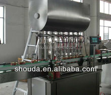 customized edible cooking oil filler
