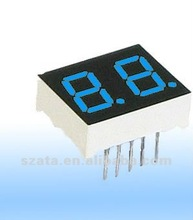 Various size mini electronic number display digit 2