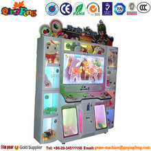 "Qingfeng newest prize vending machine 47"" Fruit Wins gifts vending machine"