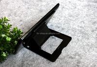 tabletop cell phone holder cell phone holder with handset for desk