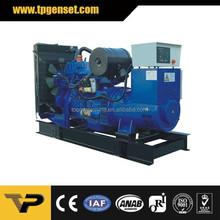 diesel generator electric power 50Hz 250kw with CE ISO approved