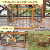 Popular in western wooden dog fence