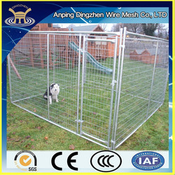 High quality portable large outdoor dog fence from China supplier