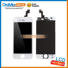 Best wholesale mobile phone spare parts! High quality copy Screen for iPhone 5s LCD Digitizer