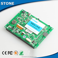 3.5 inch STONE lcd screen with controller bus monitor