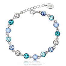 2014 fashion radium bracelets made with swarovski element 30202